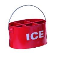"PORTABOTTIGLIE/LATTINE ""ICE"""