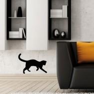 """WALL STICKER """"BLACK CAT"""""""