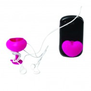 "SUPPORTO PER IPHONE/IPOD ""I LOVE"""