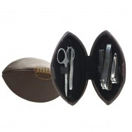 "SET MANICURE ""RUGBY"" IN SIMILPELLE"
