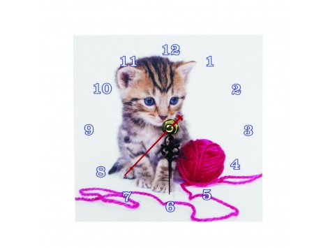 "OROLOGIO ""I LOVE CAT/DOG"""