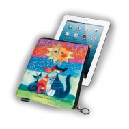 "PORTA-TABLET ""CATS"" 10"""