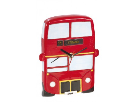 "OROLOGIO DA PARETE ""LONDON BUS"""