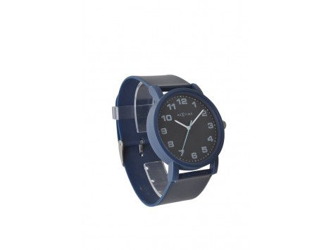 "OROLOGIO DA POLSO ""DASH BLUE"" IN PLASTICA RESISTENTE ALL'ACQUA"