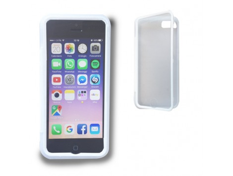 "CUSTODIA ""FLIP & TOUCH"" PER IPHONE 5/5S"